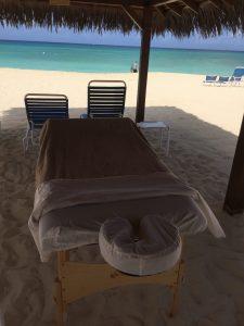 Beach Massage Grand Cayman