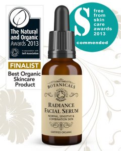 Cayman Facials Botanicals Radiance Face Serum