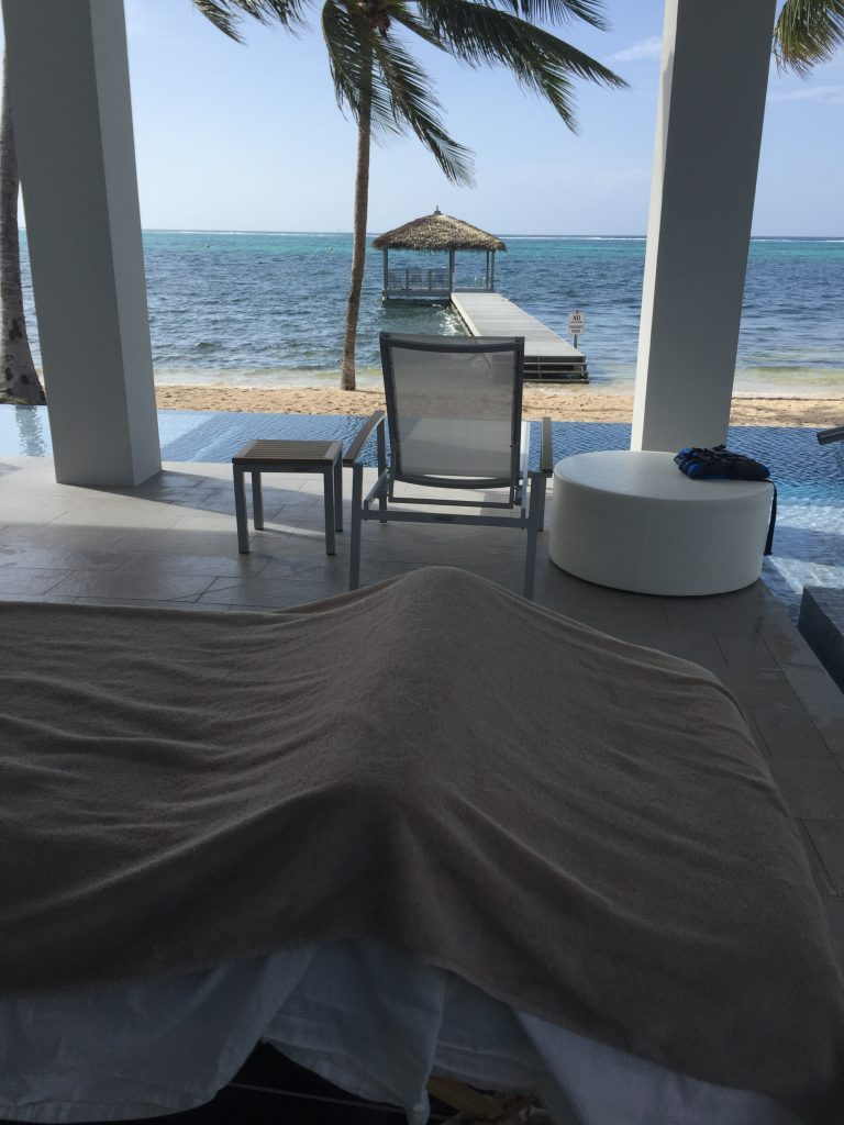 Mobile Spa Cayman Point Of View