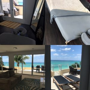 SeaScrape Villa Seven Mile Massage Grand Cayman