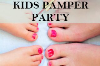 kids pamper