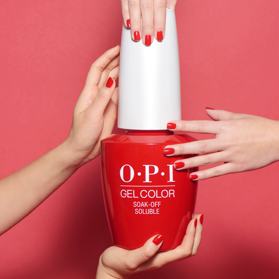Opi Gel Polish Now Available Mobile Gel Polish In Cayman